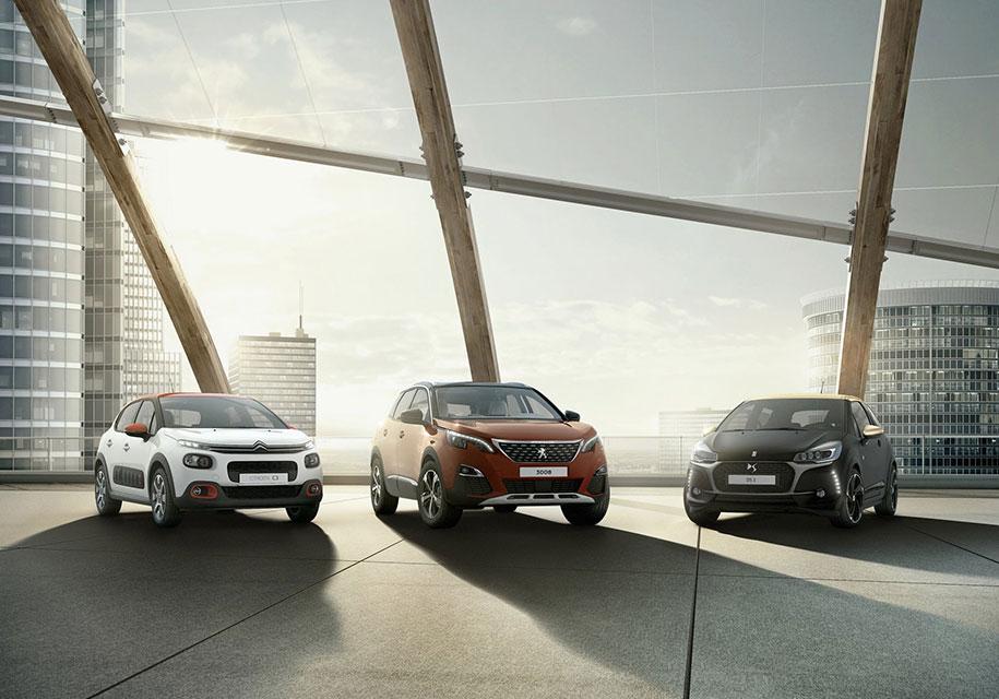 Альянс Peugeot Citroen создал подразделение для электромобилей 1