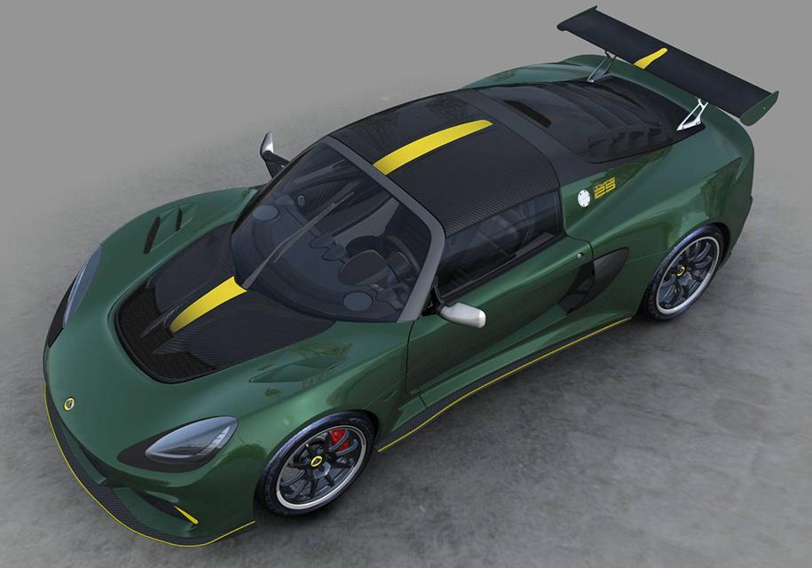 Lotus построил «идеальный» Exige для коллекционеров 1
