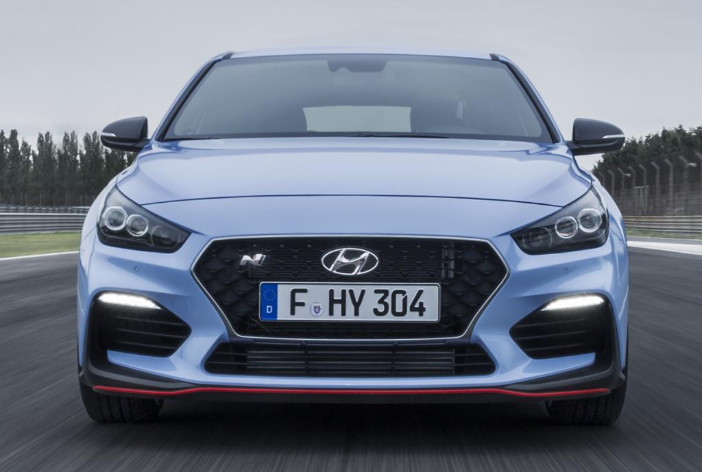 «Заряженный» хэтчбек Hyundai i30N разлетается «как горячие пирожки» 1