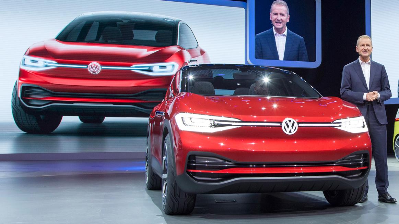 В компании Volkswagen сменилось высшее руководство 1