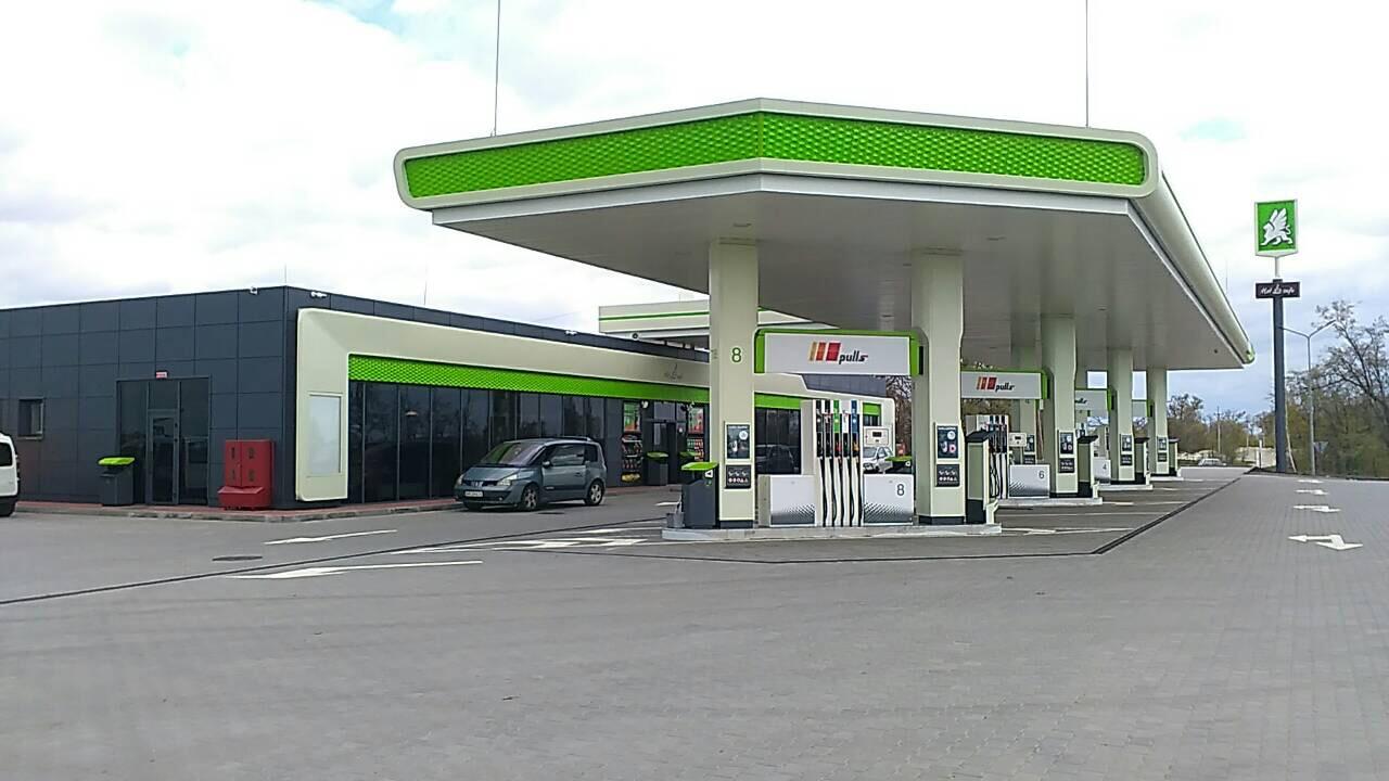 Сеть ОККО открыла 55-ый автозаправочный комплекс в Киевском регионе 1