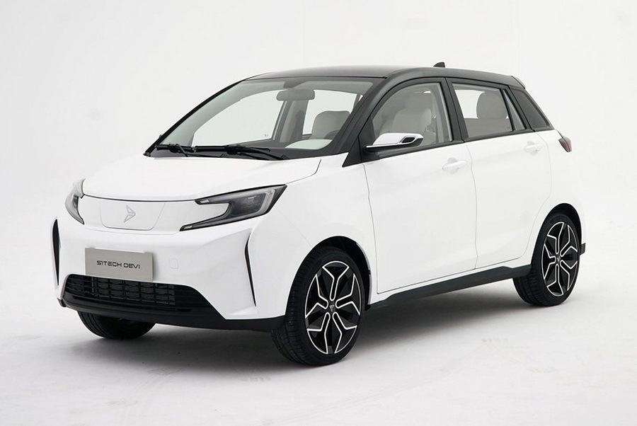 У китайцев появился «народный» автомобиль 2