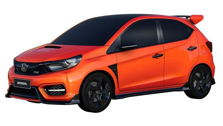 Honda представила «маленький» концепт 1