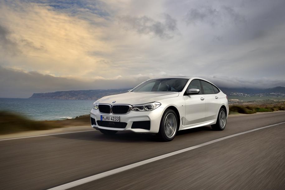 BMW 6 серии получит новый мотор 1
