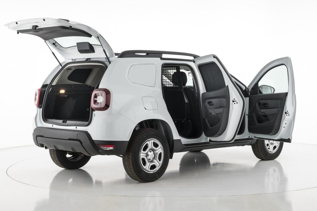 Renault Duster получил версию под названием «Фискал» 1