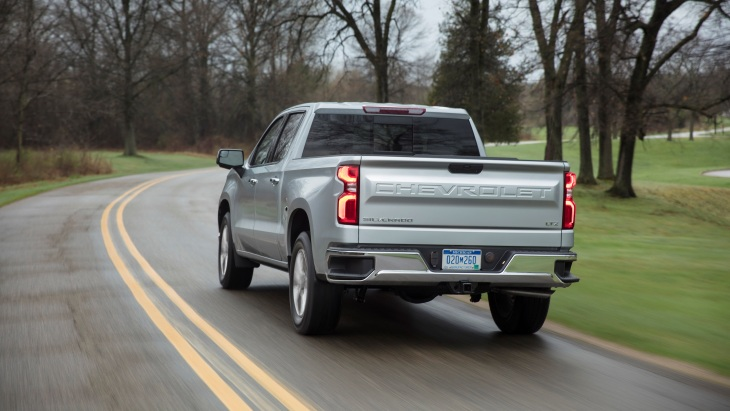 Chevrolet Silverado получил компактную «турбочетверку» 1