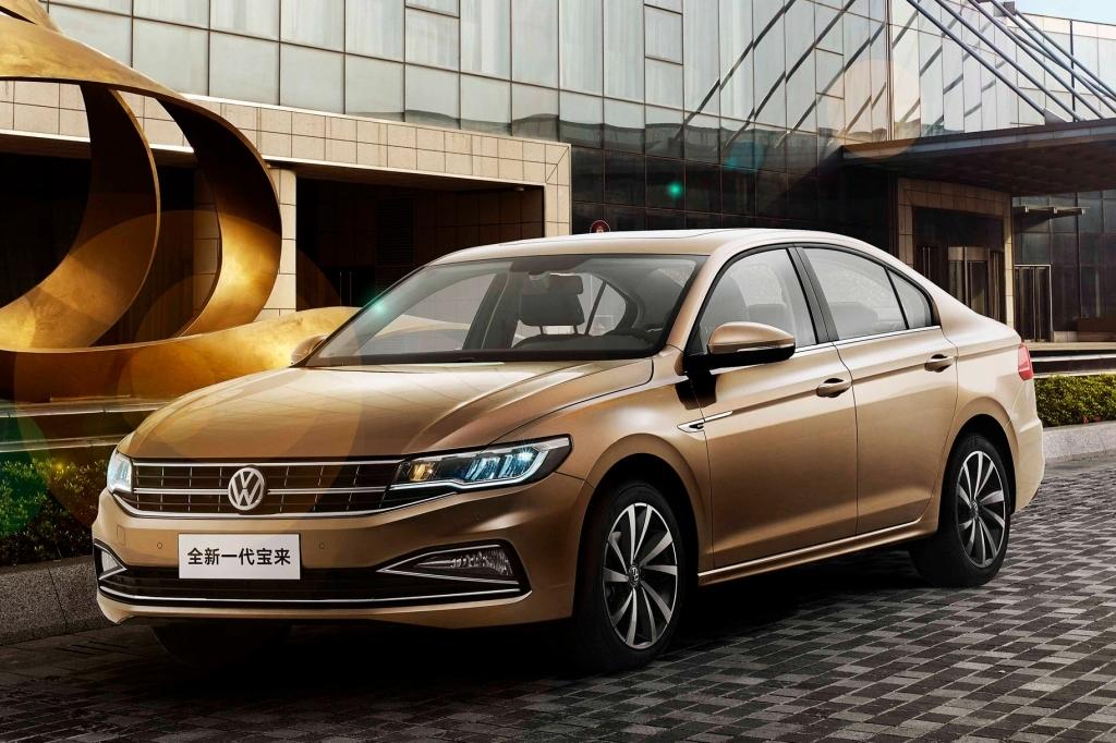 Volkswagen запутал всех новой «Борой» 1