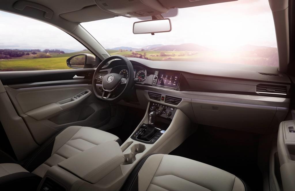 Volkswagen запутал всех новой «Борой» 3