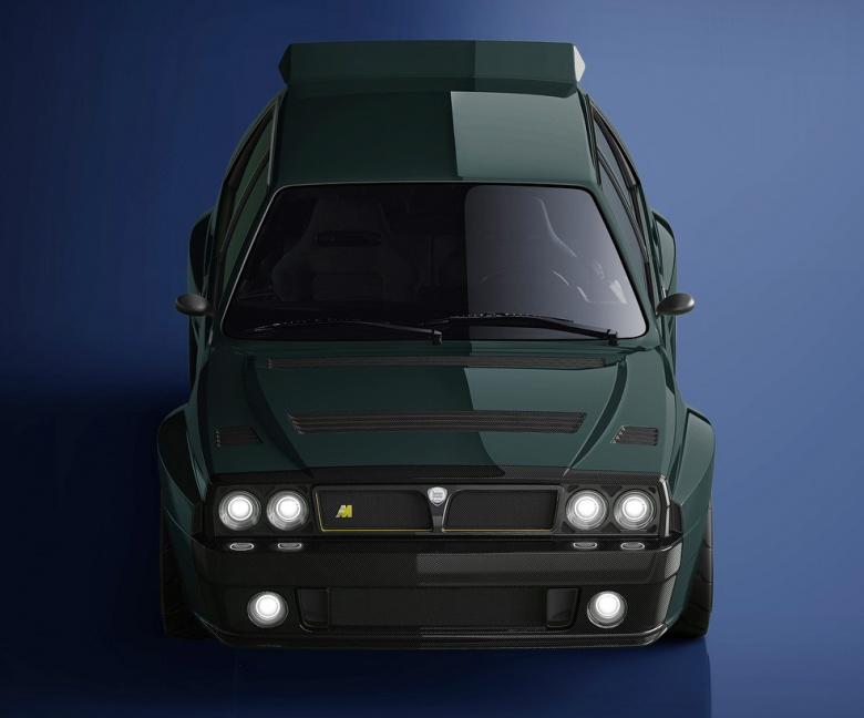 Легендарная Lancia возродится в знакомом облике 1