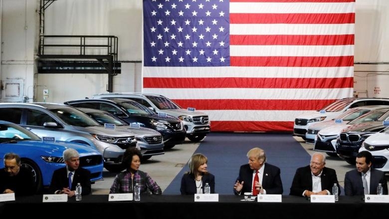Toyota объявила «войну» Дональду Трампу 1