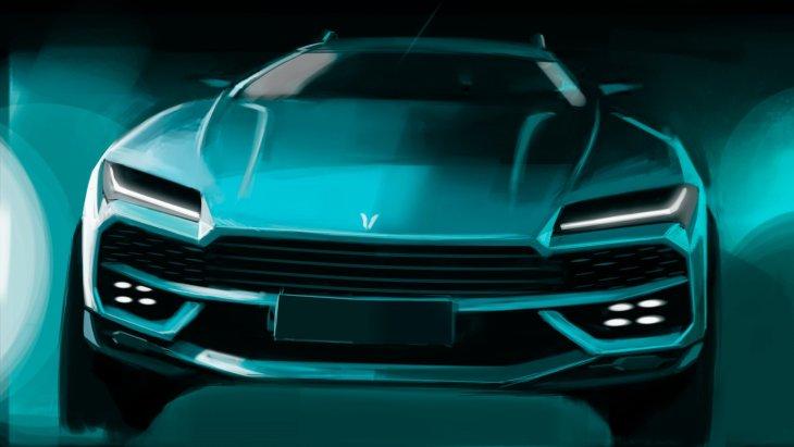 Китайцы выпустят копию кроссовера Lamborghini Urus 1