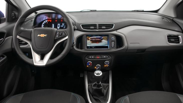 Chevrolet обновил свои бюджетные модели 1