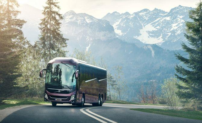 Компания Volvo Buses презентовала две революционные новинки 1