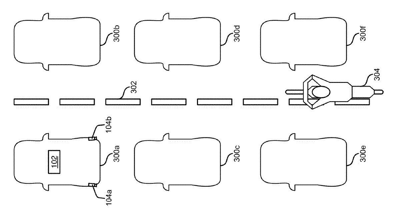 Ford придумал, как вычислять мотоциклистов «в междурядье» 1