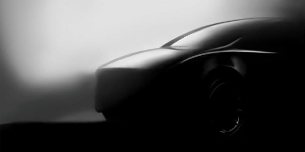 Tesla опубликовала новое изображение Model Y 1