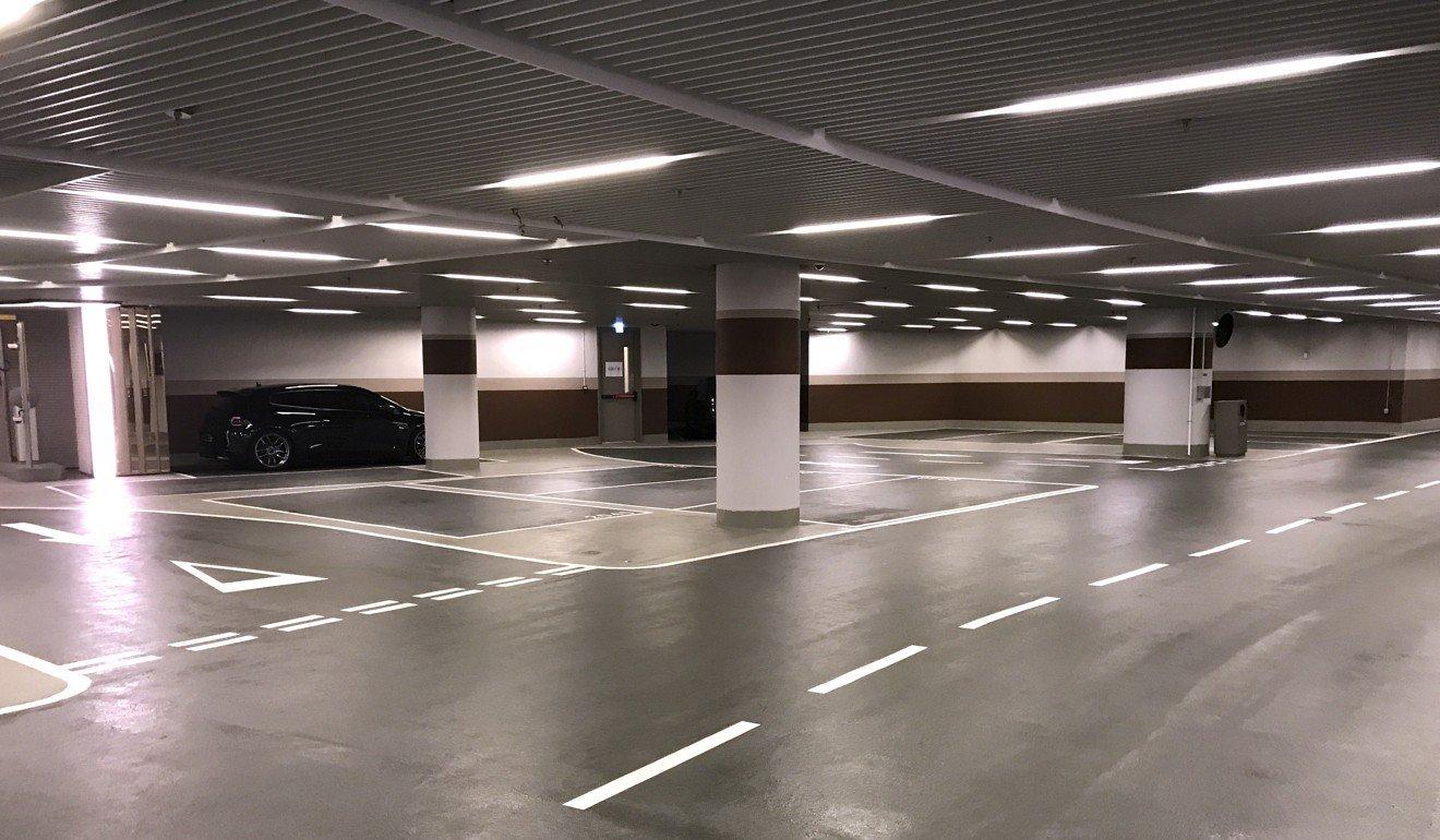 Как выглядит парковочное место за 760 тысяч долларов 1