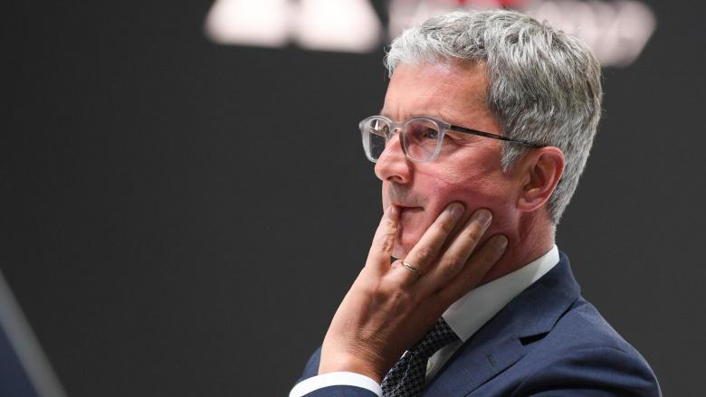 Главу Audi обвиняют в мошенничестве 1