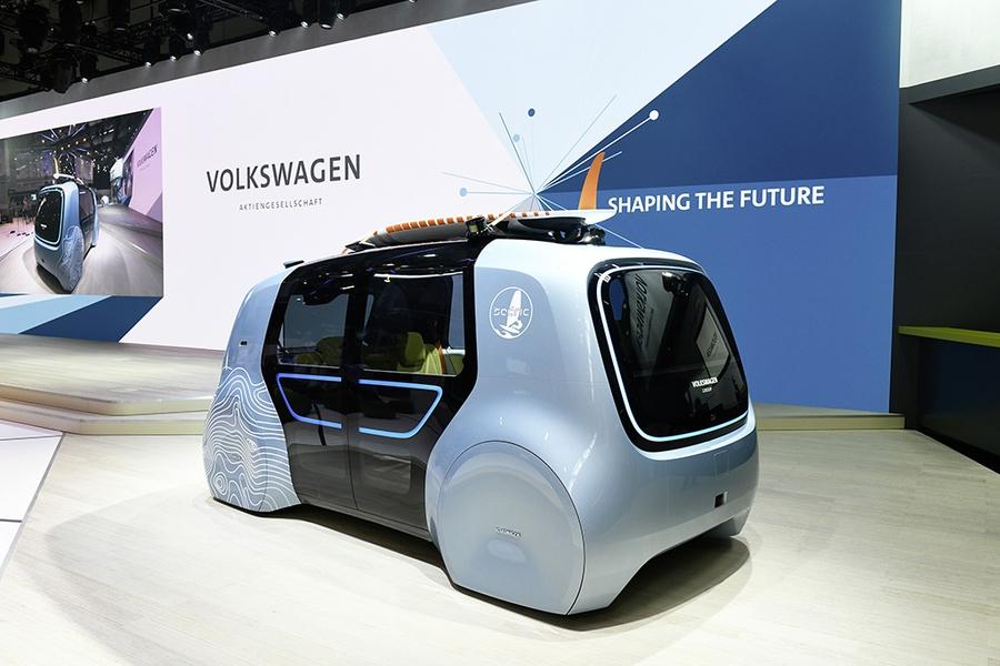 Volkswagen Sedric обзавелся новой версией Active 1