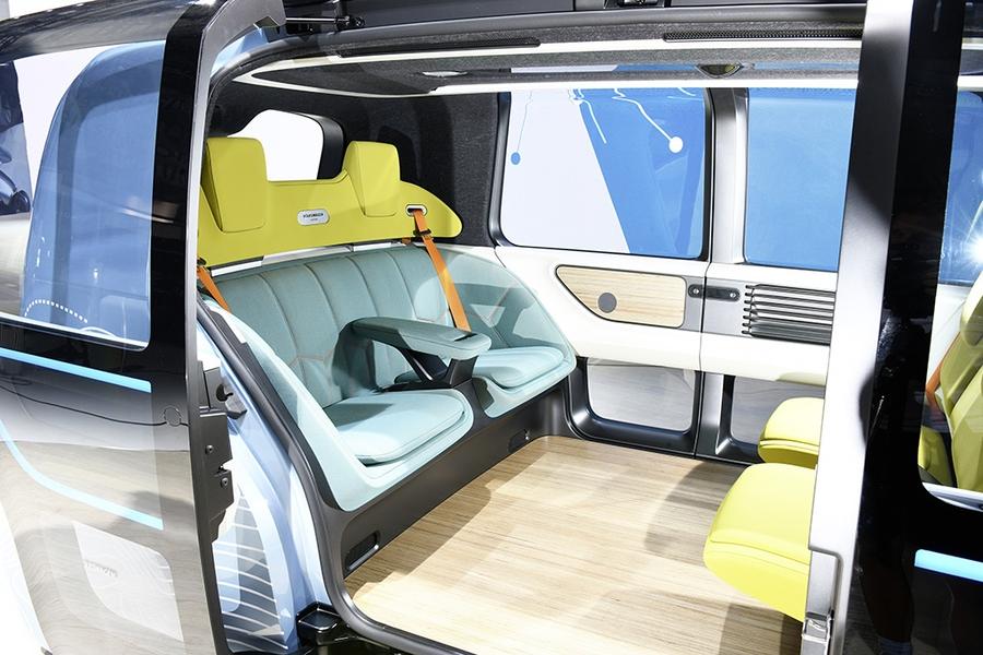 Volkswagen Sedric обзавелся новой версией Active 2