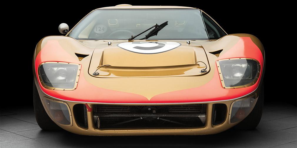 Гоночный Ford GT40 1966 года оценили в 12 миллионов долларов 1