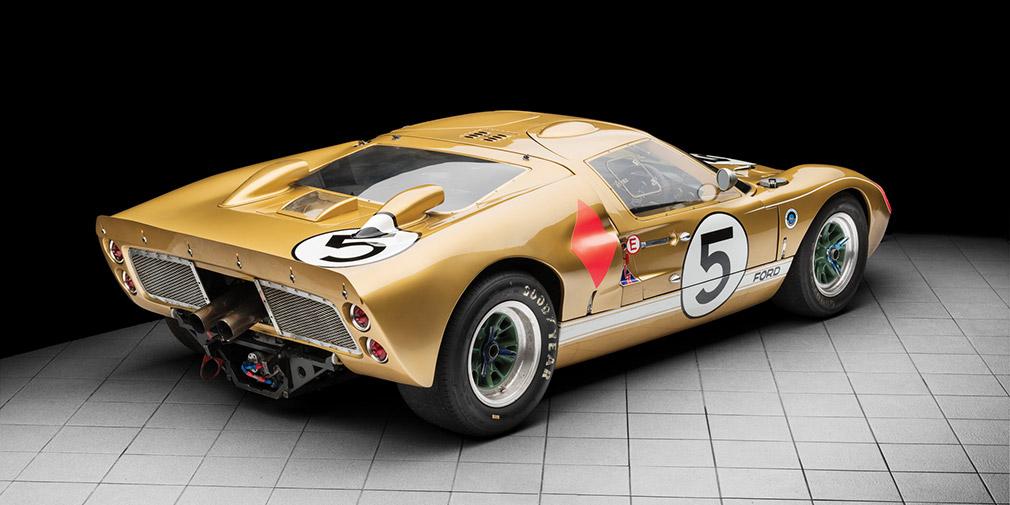 Гоночный Ford GT40 1966 года оценили в 12 миллионов долларов 3