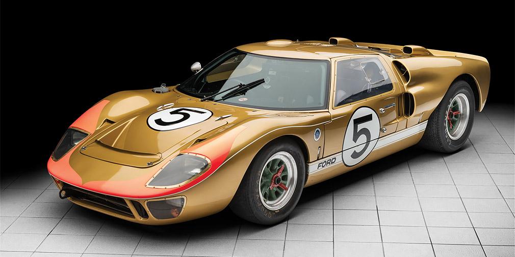 Гоночный Ford GT40 1966 года оценили в 12 миллионов долларов 2