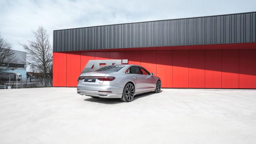 Дизельный Audi A8 оснастили 330-сильным мотором 2