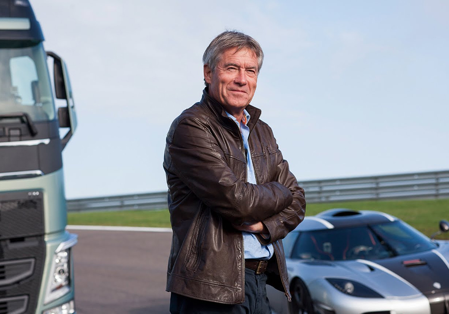 Конкурент шоу Top Gear возвращается на телеэкраны 1