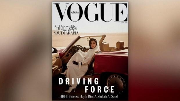 Фото принцессы Саудовской Аравии за рулем вызвало волну возмущения 1