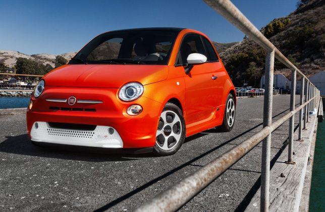Fiat разрабатывает компактный электрокар 1