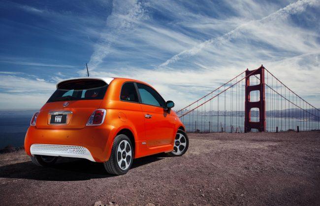 Fiat разрабатывает компактный электрокар 2