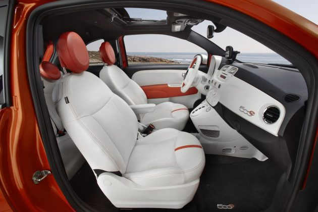 Fiat разрабатывает компактный электрокар 4