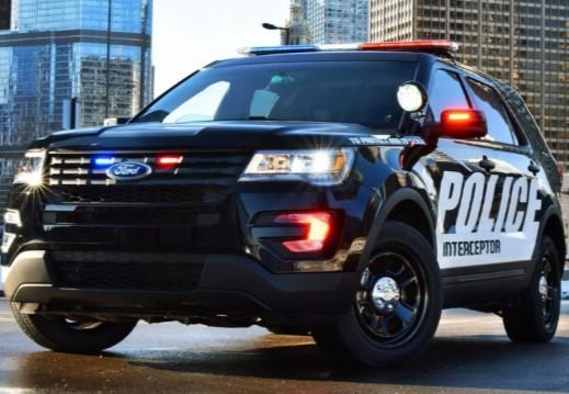 Ford показал новый Explorer для полиции 1