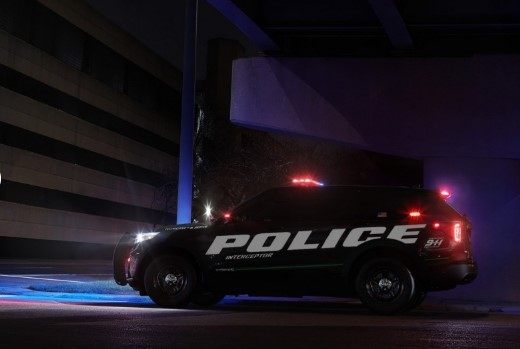 Ford показал новый Explorer для полиции 2