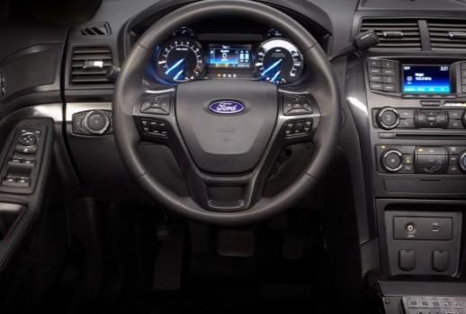 Ford показал новый Explorer для полиции 3