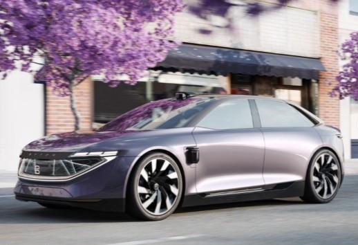 Бренд Byton презентовал конкурента Tesla Model 3 2