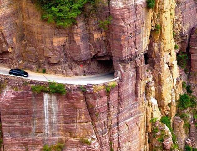 Где находится одна из самых необычных дорог мира 1