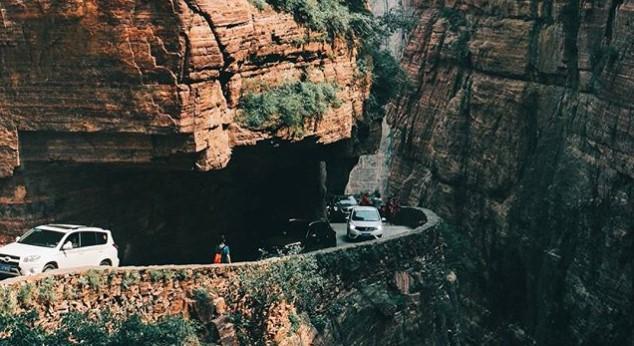 Где находится одна из самых необычных дорог мира 4