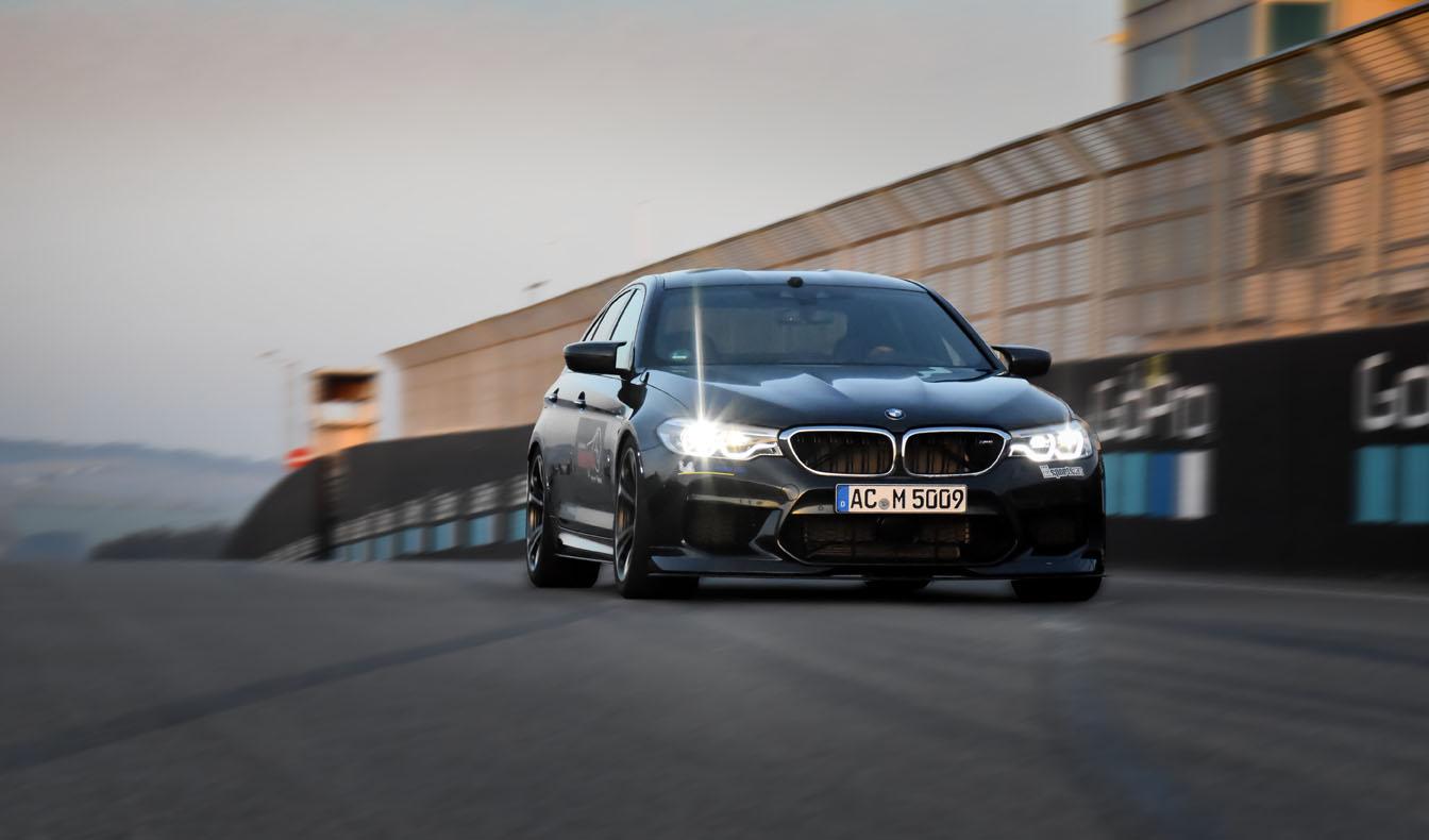Тюнеры довели мощность BMW M5 до 700 лошадиных сил — в разделе «Звук и тюнинг» на сайте AvtoBlog.ua