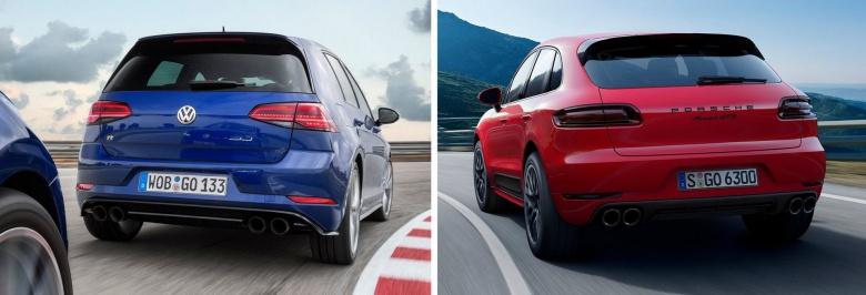 Как автомобильные бренды «копируют» друг друга 5