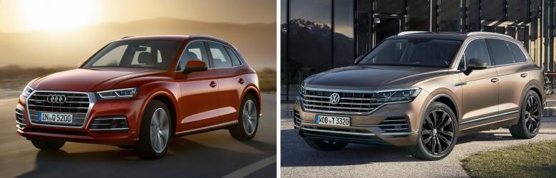 Как автомобильные бренды «копируют» друг друга 2