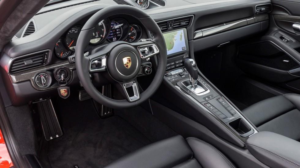 Porsche представит новый 911-й 2