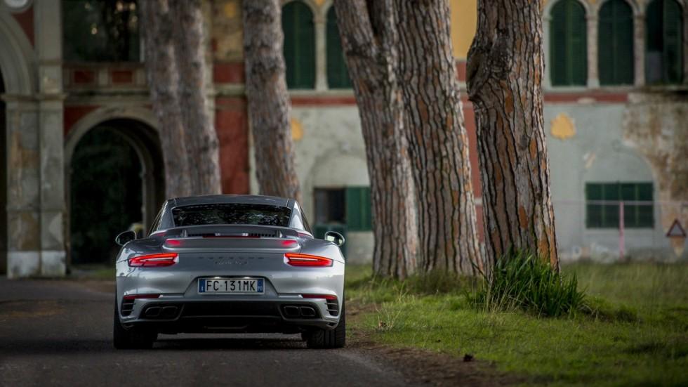 Porsche представит новый 911-й 1