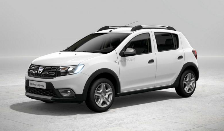 Кроссовер Dacia Sandero Stepway получил «ультрабюжетную» версию 2