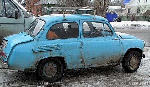 Владельцев старых машин могут «обложить» новым налогом 1
