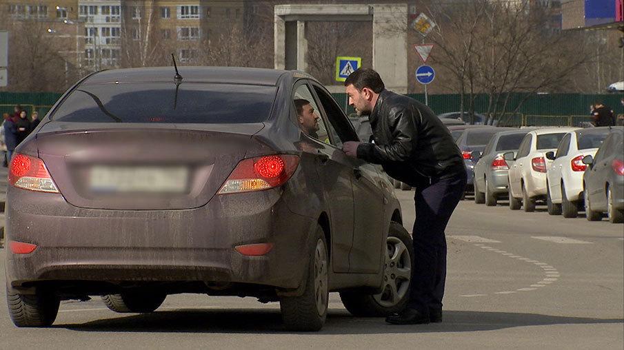 На белорусских трассах появились «разводилы» 1