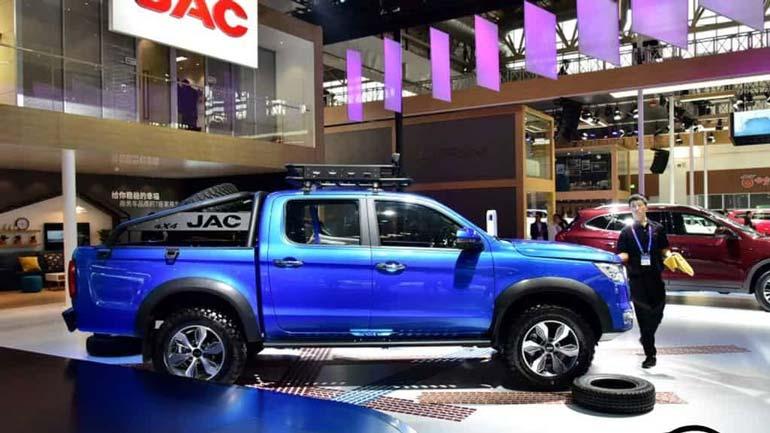 Бюджетная копия Toyota Hilux поступила в продажу 1