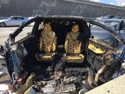 Опубликованы подробности смертельного ДТП с участием беспилотника Tesla 1