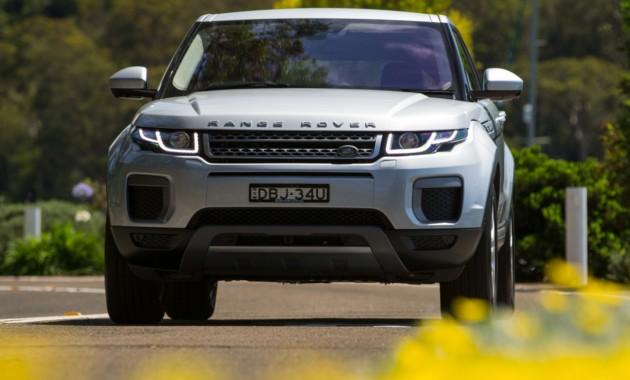 Новый Range Rover Evoque останется без трехдверной версии 2