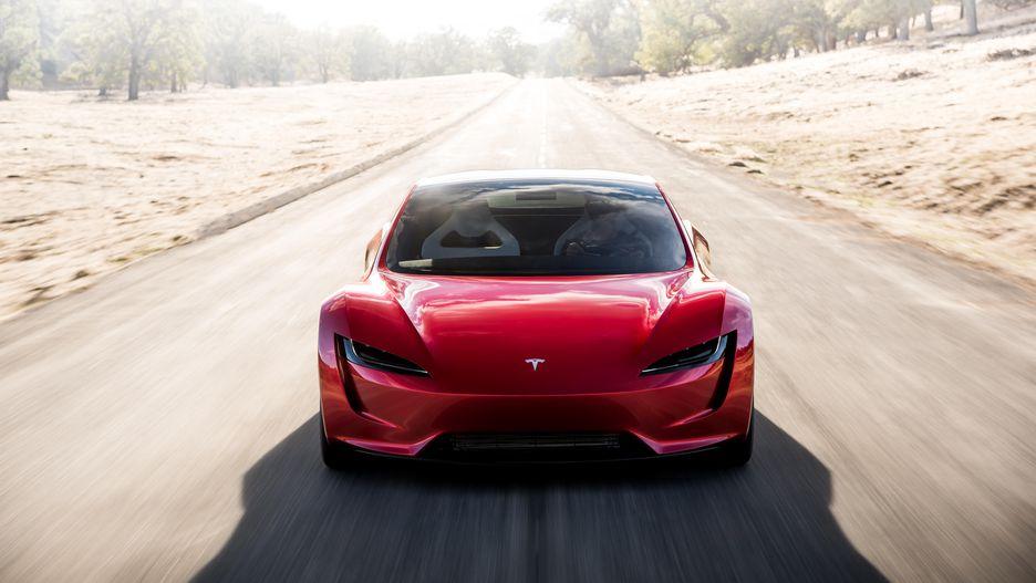 Tesla Roadster получит очень мощную версию 1